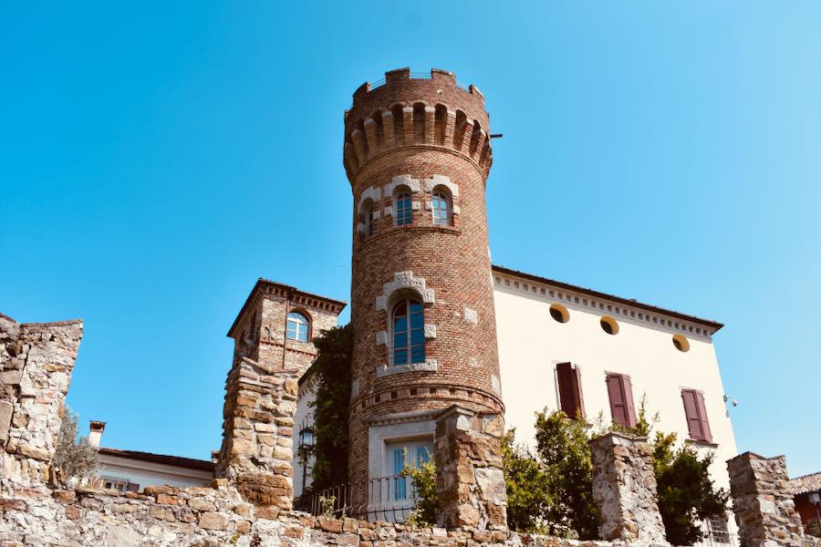 Castello Di Buttrio | Friuli Venezia Giulia On The Road