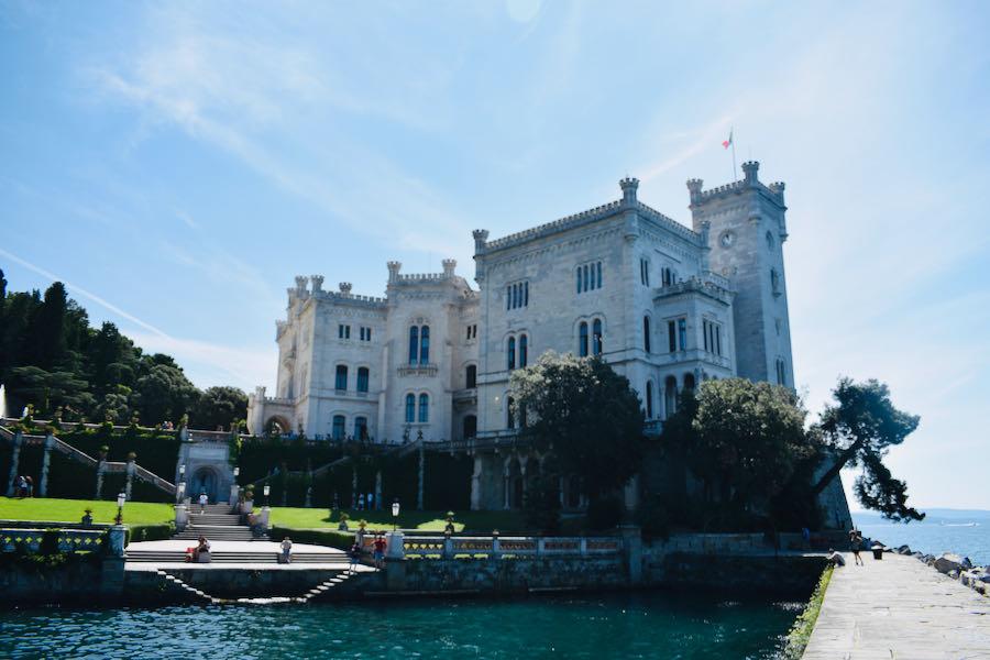 Castello Di Miramare | Cosa Vedere In Friuli Venezia Giulia