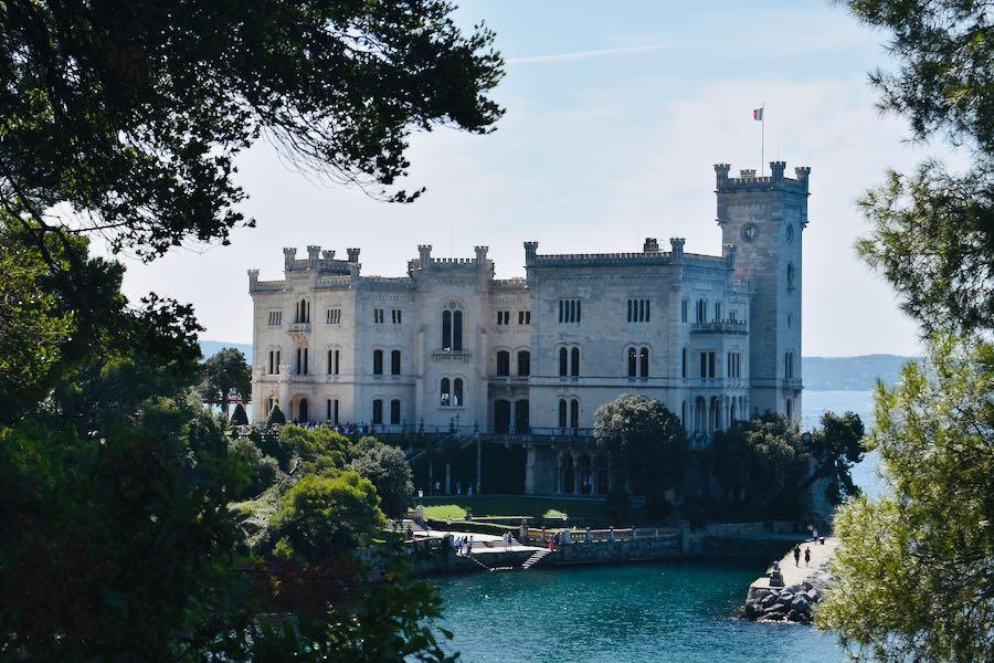 Castello Di Miramare | Friuli Venezia Giulia