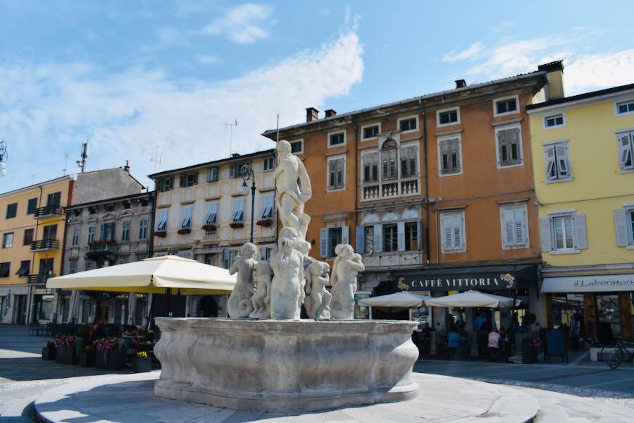 Fontana Del Nettuno | Gorizia Cosa Vedere