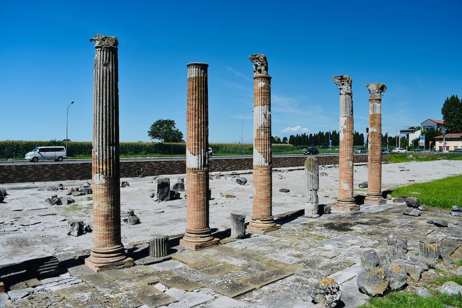 Foro Romano (Aquileia) | Friuli Venezia Giulia On The Road