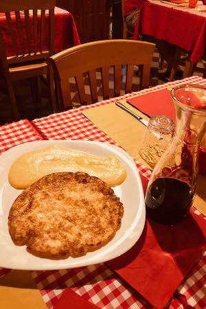 Frico Al Marinaio (Udine) | Cosa Mangiare In Friuli Venezia Giulia