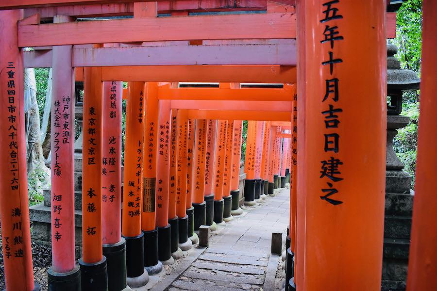 Fushimi Inari | Cosa Vedere In Giappone In 15 Giorni