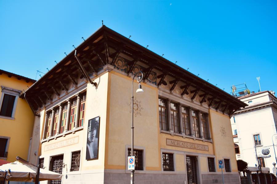 Galleria Tina Modotti (Ex Mercato Del Pesce) | Cosa Vedere A Udine