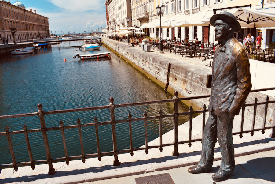 James Joyce (Trieste) | Cosa Vedere In Friuli Venezia Giulia