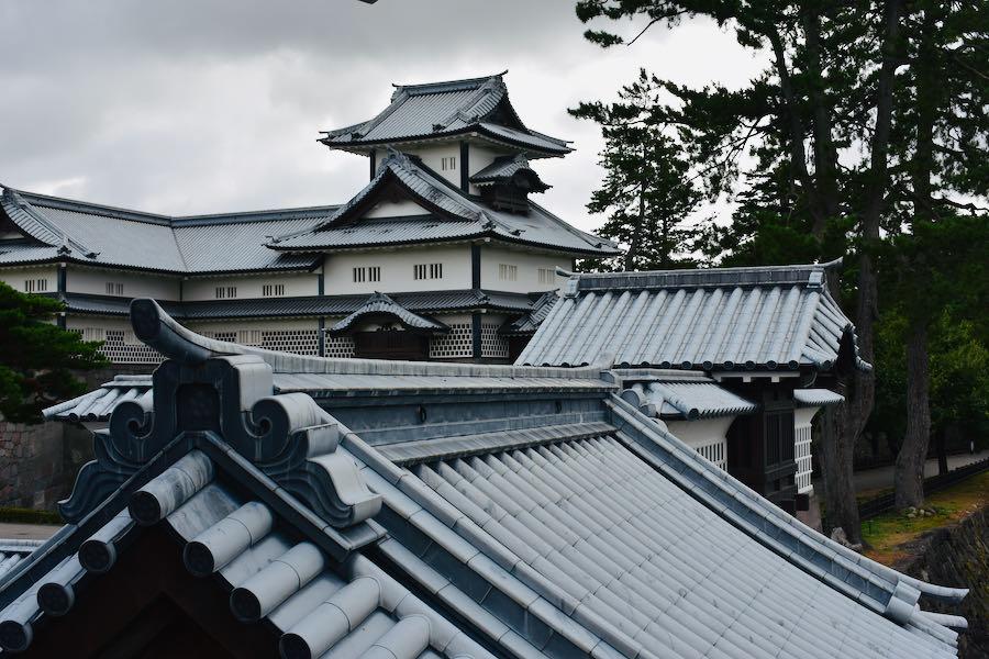 Castello Di Kanazawa   Cosa vedere in Giappone