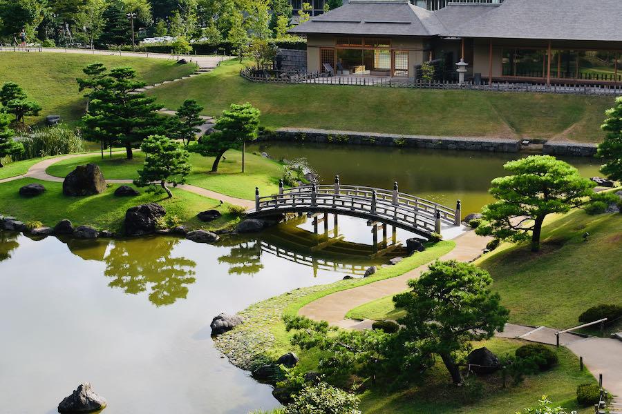 Parco Del Castello Di Kanazawa   Cosa Vedere In Giappone