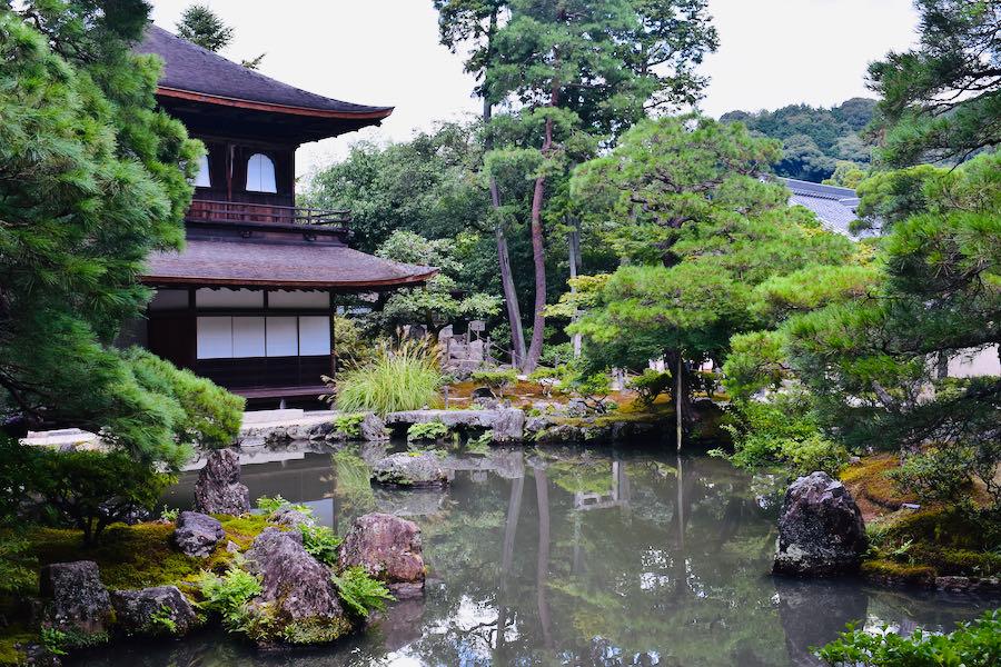 Giganku-ji [Tempio d'Argento] (Kyoto)   Cosa Vedere In Giappone In 15 Giorni