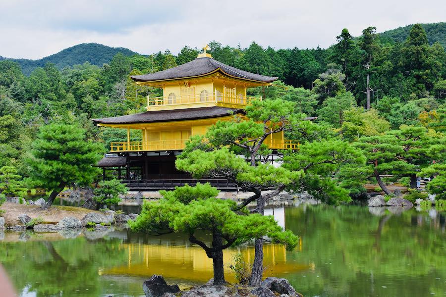 Kinkaku-ji [Tempio d'Oro] (Kyoto)   Cosa Vedere In Giappone In 15 Giorni