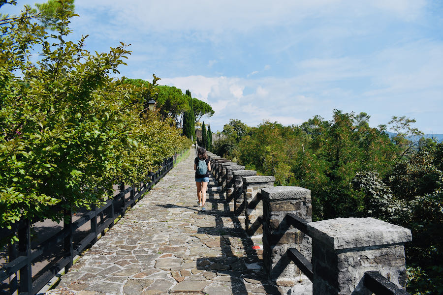 Salita Al Castello | Gorizia