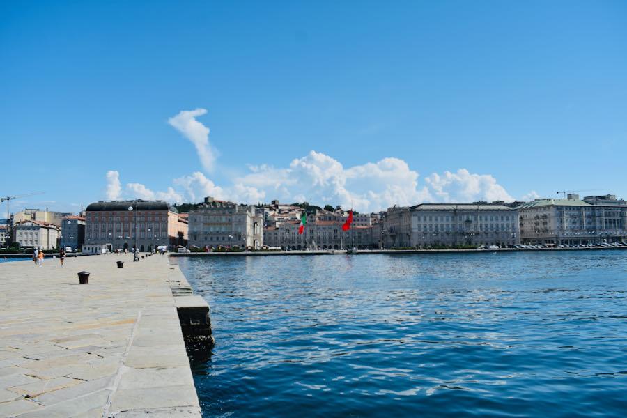 Molo Audace (Trieste) | Cosa Vedere In Friuli Venezia Giulia