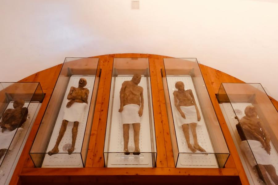 Le mummie di Venzone | Venzone cosa vedere