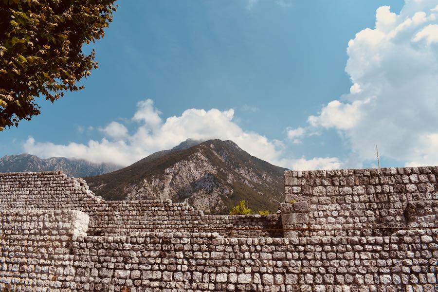 Mura di cinta | Venzone Borgo