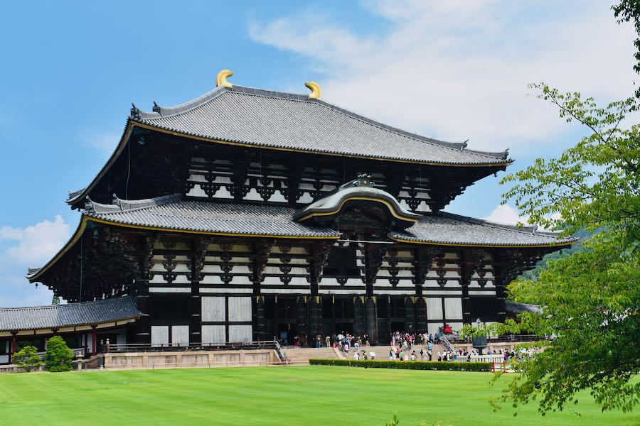 Todai-ji Temple (Nara)   Cosa Vedere In Giappone