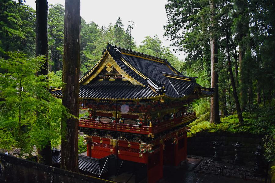 Area Dei Templi E Dei Santuari (Nikko)   On The Road Giappone