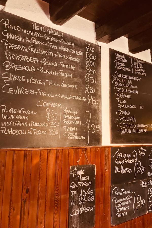 Osteria Al Marinaio | Dove mangiare a Udine