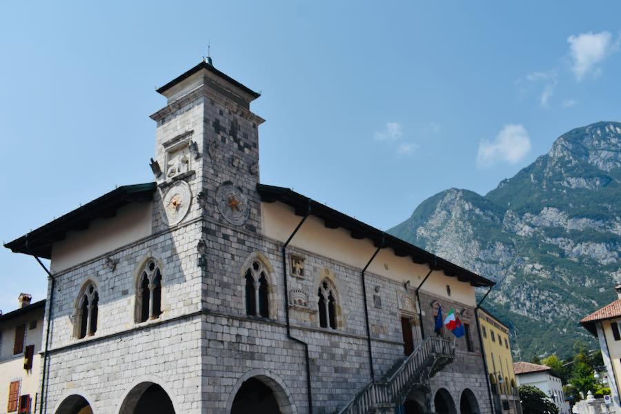 Palazzo Comunale (Venzone) | Friuli Venezia Giulia