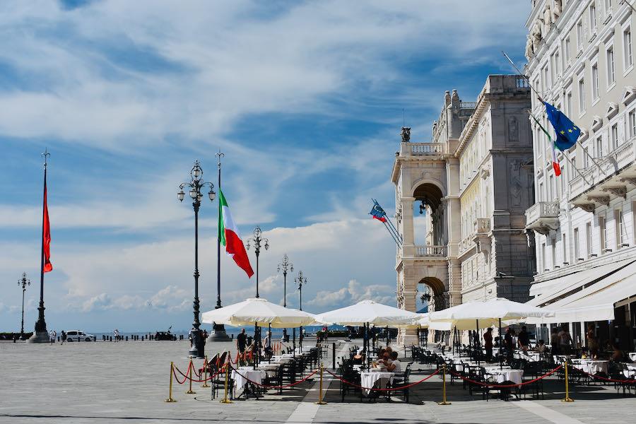 Piazza Unità D'Italia (Trieste) | Friuli Venezia Giulia On The Road
