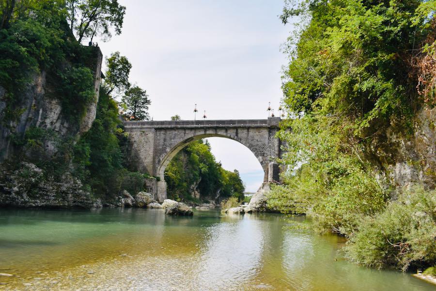 Ponte Del Diavolo (Cividale) | Friuli Venezia Giulia On The Road
