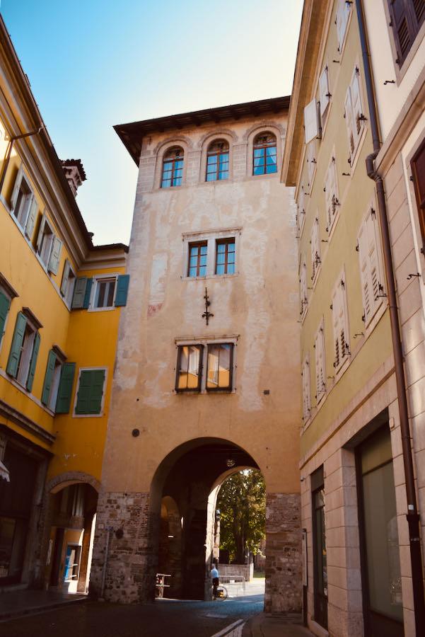 Porta Manin   Cosa Vedere A Udine