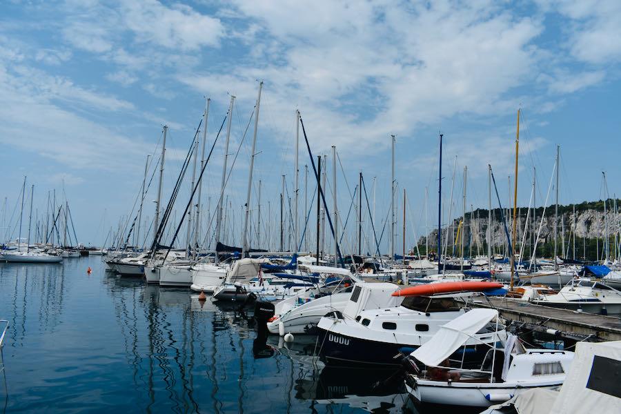Porto Di Sistiana | Friuli Venezia Giulia On The Road