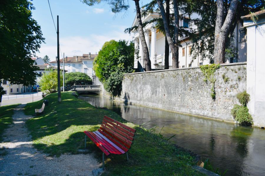 Roggia Largo Delle Grazie | Udine Cosa Vedere