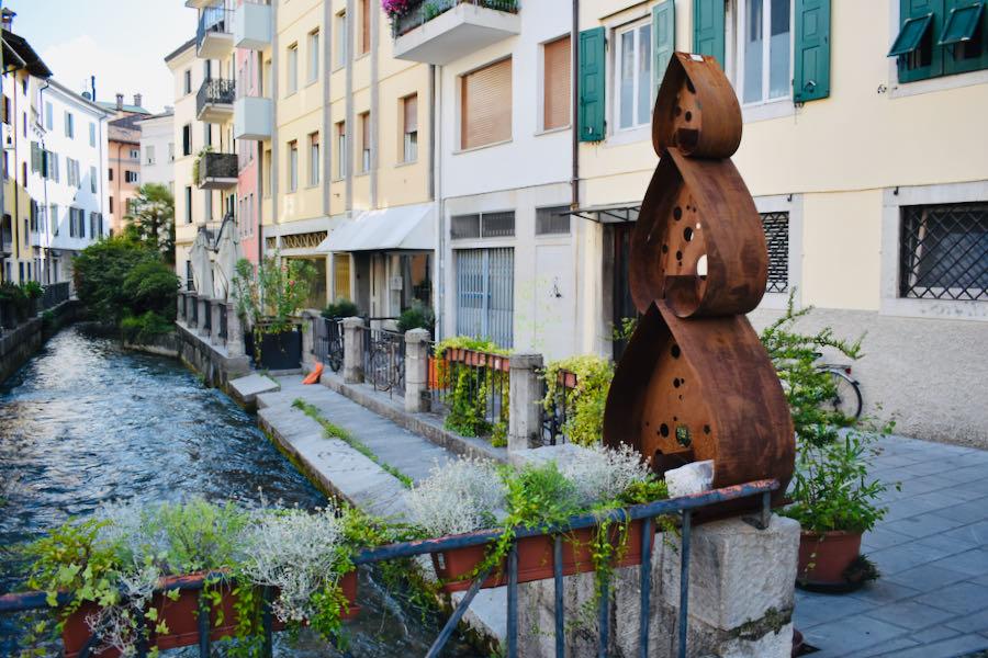 Roggia Vicolo Della Banca | Cosa Vedere A Udine
