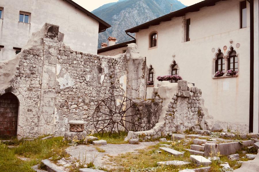 I segni del terremoto | Venzone Borgo dei Borghi
