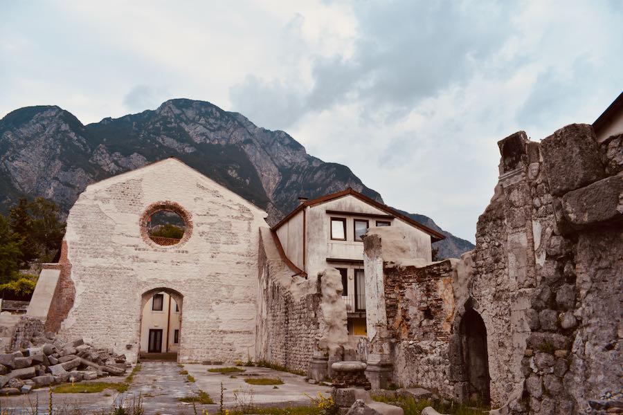 Rovine Chiesa di San Giovanni | Venzone cosa vedere