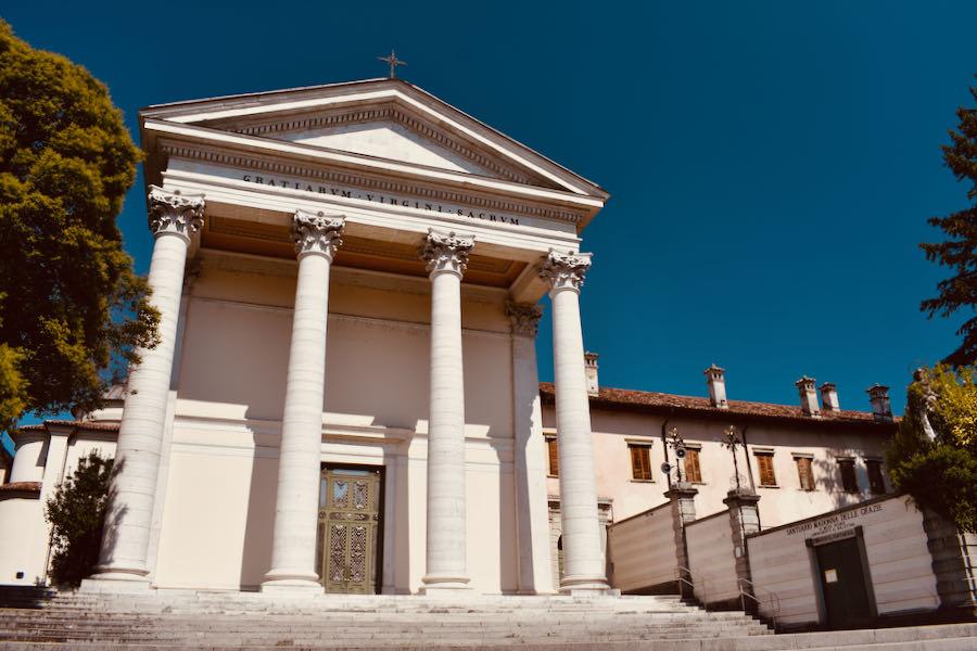 Santuario della Beata Vergine delle Grazie | Cosa Vedere A Udine