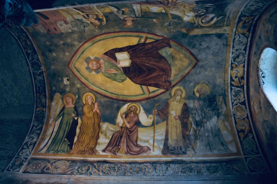 Tempietto Longobardo Affresco | Cividale Cosa Vedere