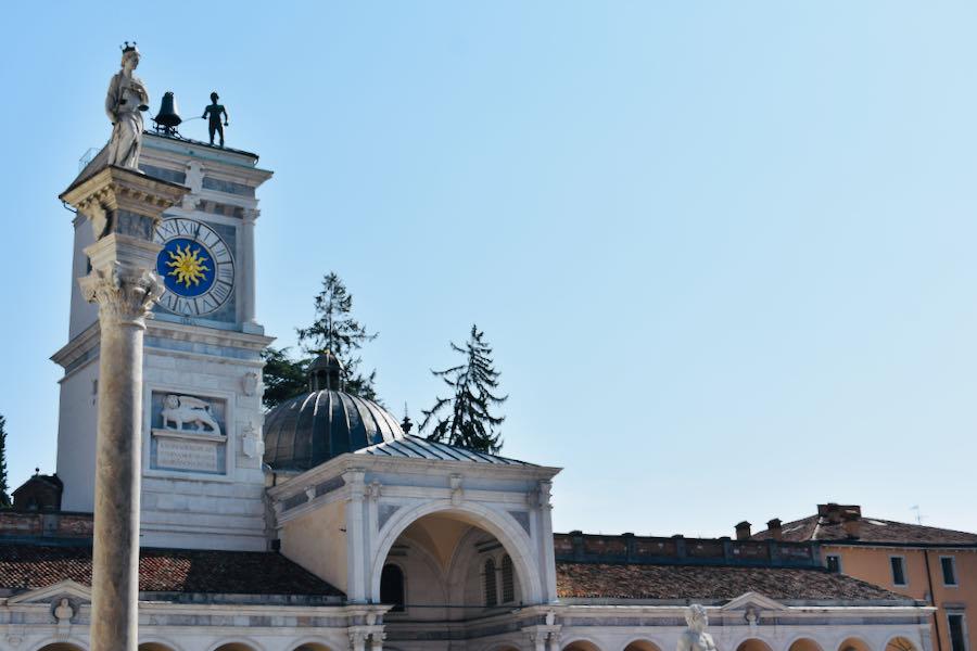Torre Dell'Orologio | Cosa Vedere A Udine