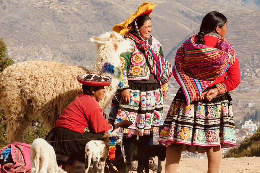 Abiti Tradizionali - Perù | Travel Dreams List
