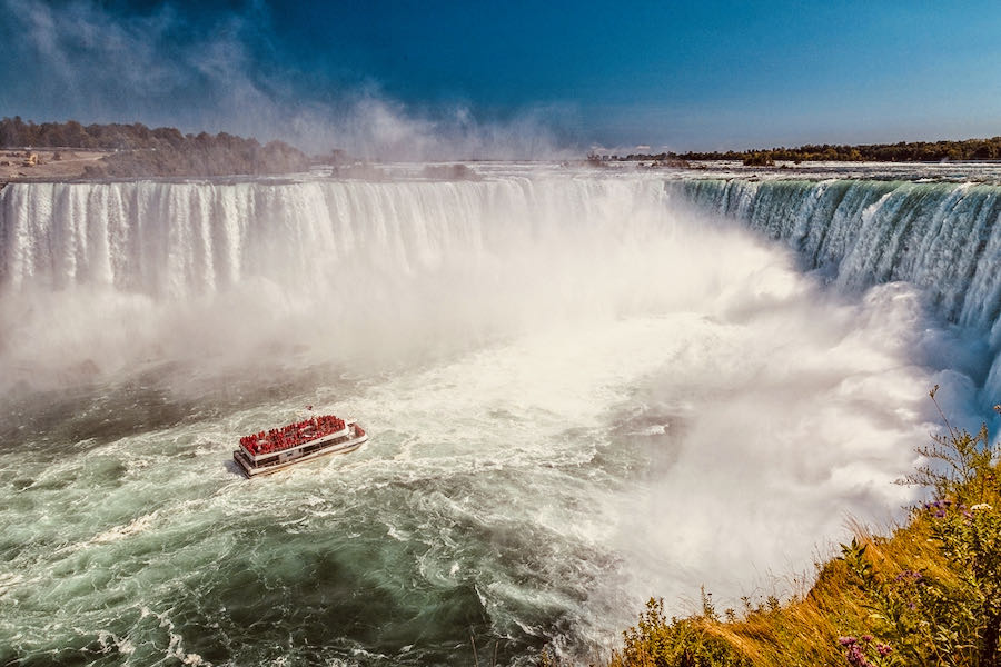 Cascate Del Niagara - Canada/USA | Travel Dreams List