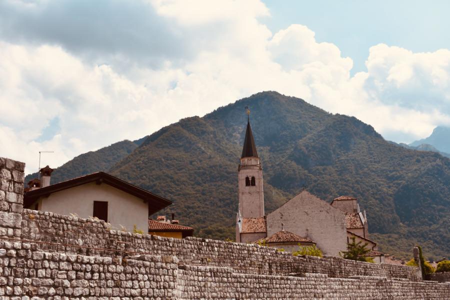 Mura di cinta | Venzone Borgo dei Borghi