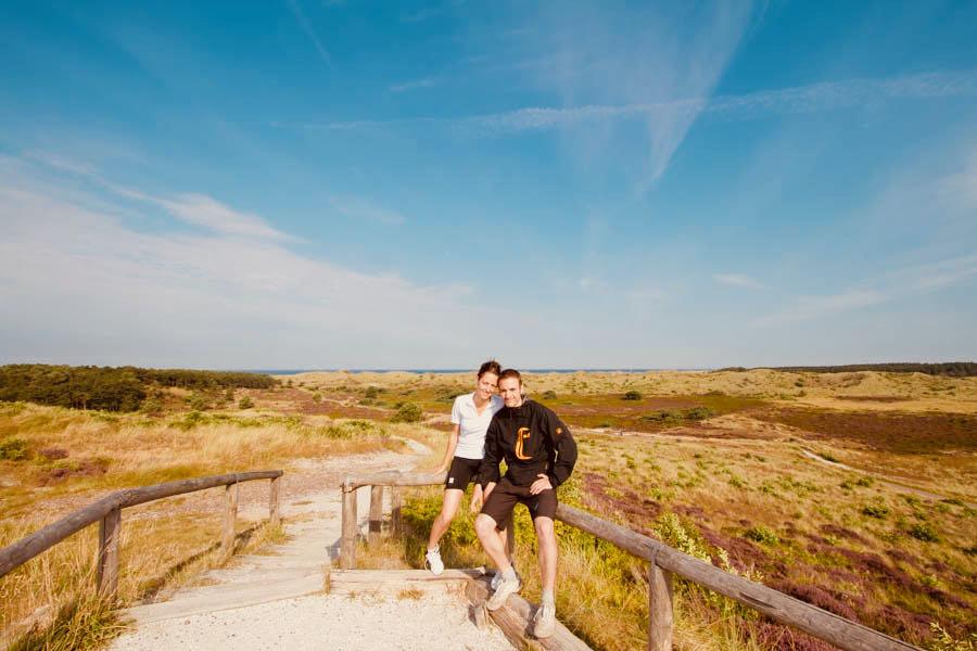 L'Ospite In Valigia: Deianira e Alessandro | Nord Olanda