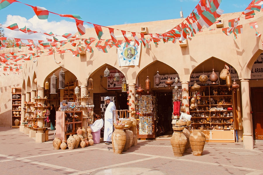 Souk - Oman | Travel Dreams List