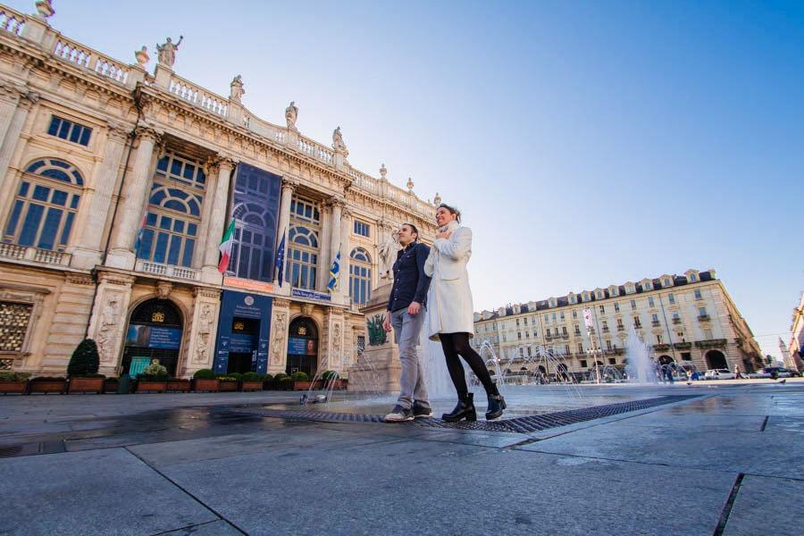 L'Ospite In Valigia: Deianira e Alessandro | Torino