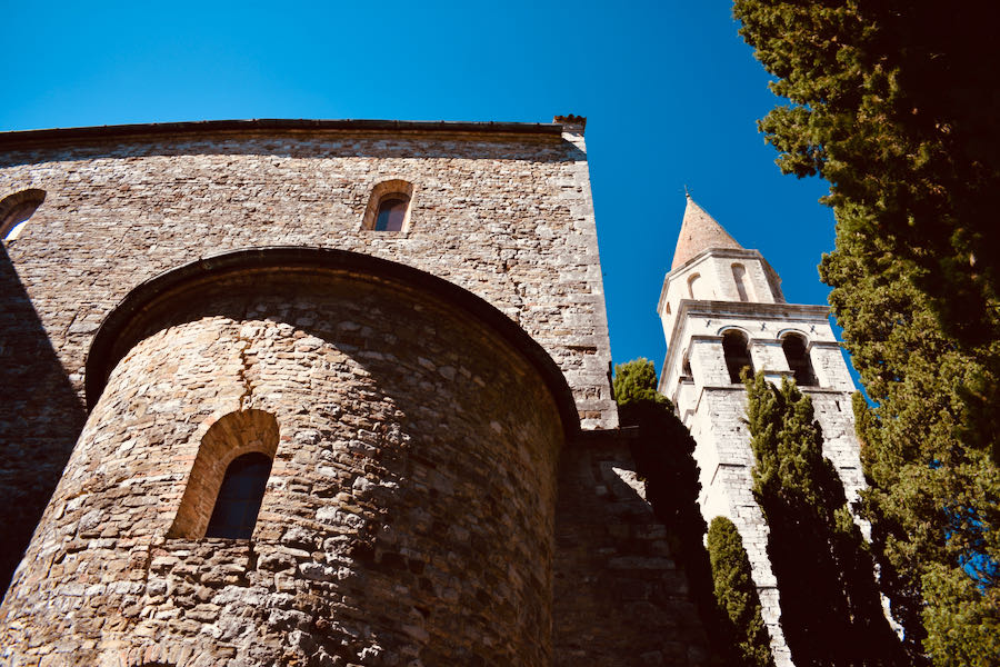 Campanile   Basilica di Aquileia