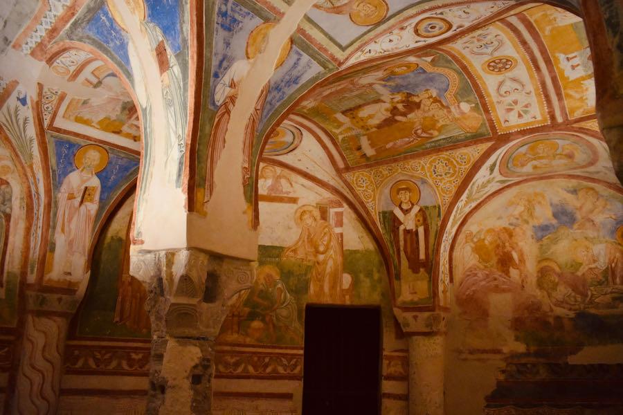 Cripta Degli Affreschi   Basilica Di Aquileia