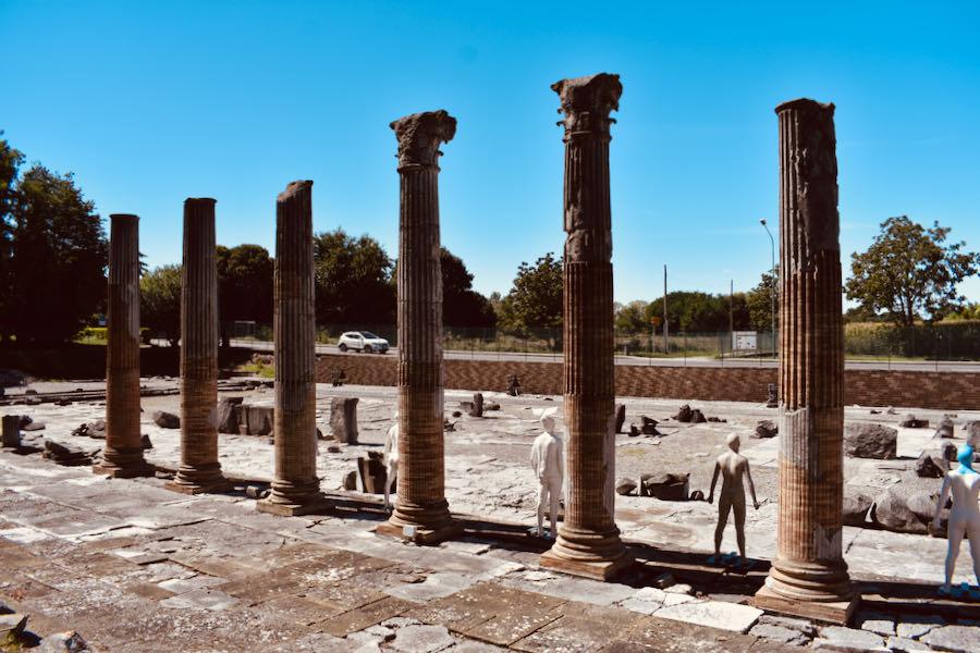 Foro Romano   Aquileia Cosa Vedere
