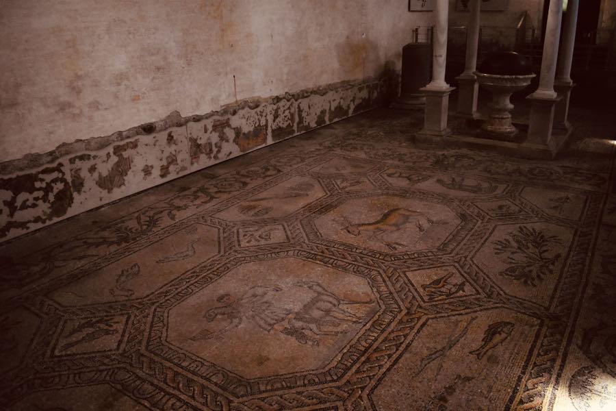 Mosaico   Aquileia Basilica