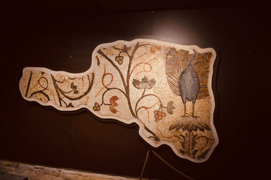 Mosaico del Pavone Südhalle   Cosa Vedere Ad Aquileia