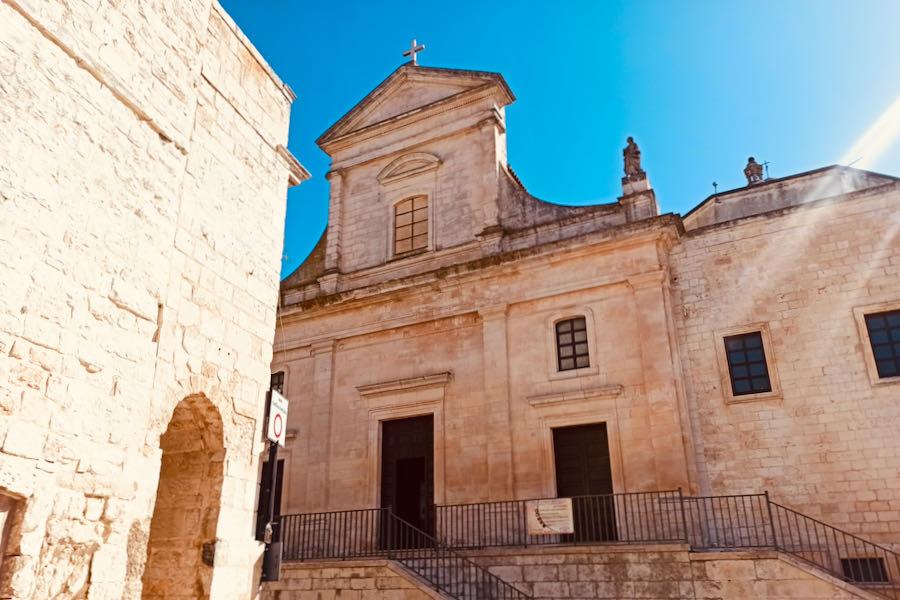 Cisternino Cosa Vedere   Chiesa Madre di San Nicola di Pàtara