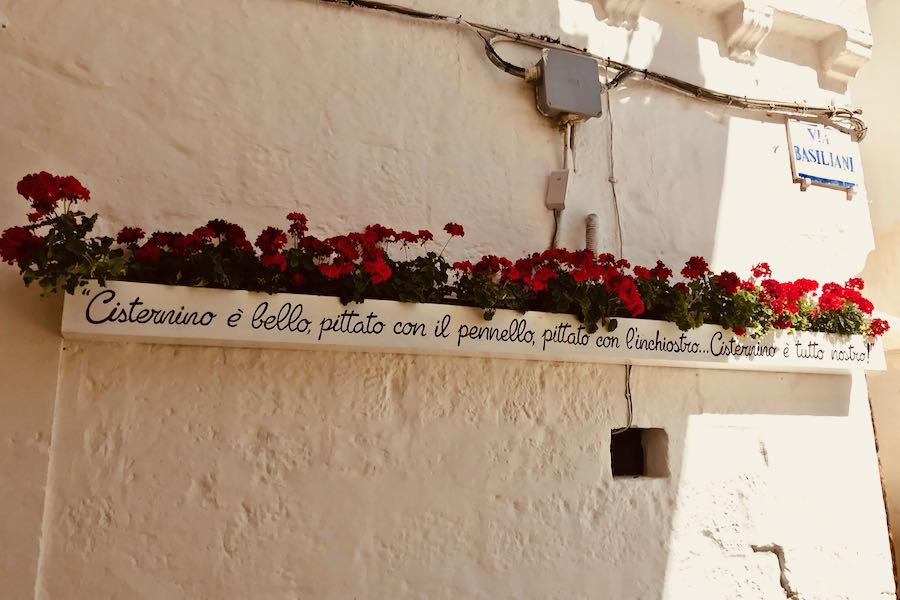 Cisternino Puglia Cosa Vedere   Dettagli