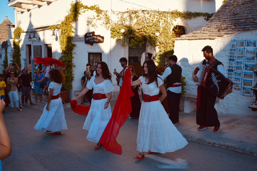Folklore Pugliese   Valle D'Itria