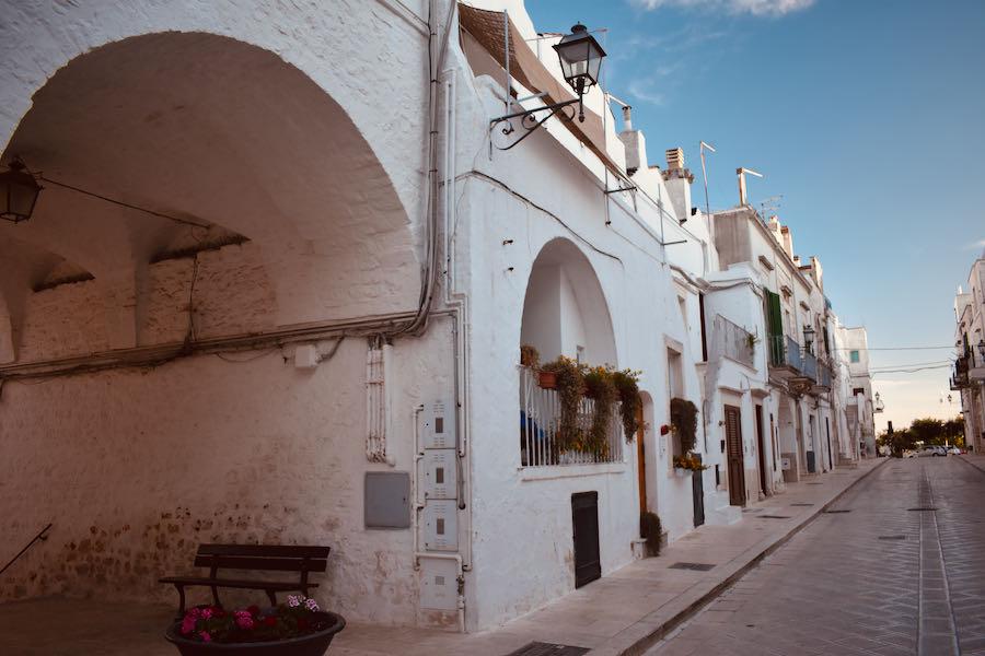 Cosa Vedere A Cisternino Puglia   Vicoli centro storico