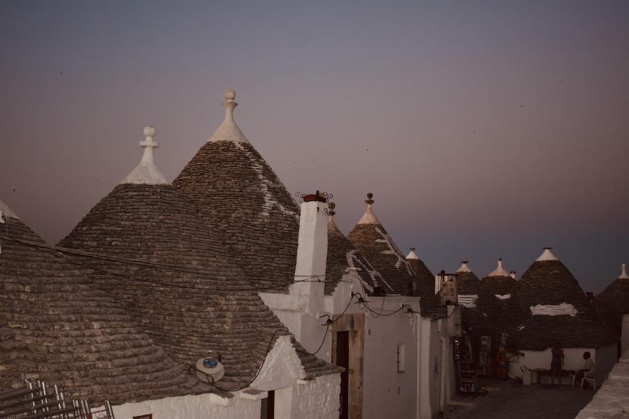 Alberobello Cosa Vedere Di Sera | Trulli By Night
