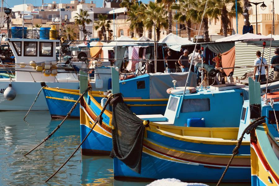 Cosa Vedere A Malta In 7 Giorni   Luzzi Marsaxlokk