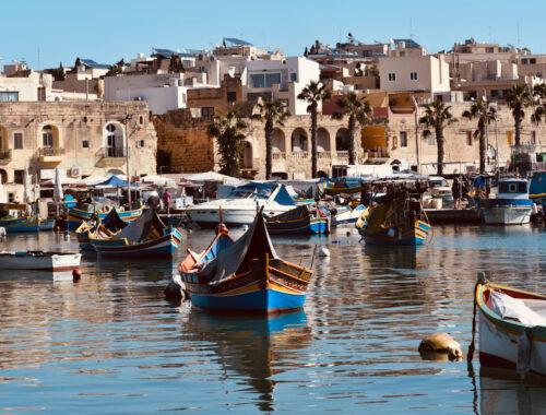 Cosa Vedere A Malta | Marsaxlokk